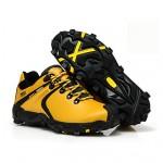 Hiking Women's Shoes Nz Genuine Leather Yellow/Burgundy/Khaki Athletic Shoes