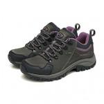 Hiking Women's Shoes Nz Genuine Leather Yellow/Purple/Gray/Orange/Khaki Athletic Shoes