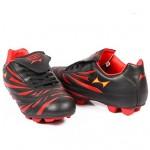 Soccer Unisex Shoes Nz Rubber Black Athletic Shoes