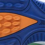 Soccer Unisex Shoes Nz   Black/Blue Athletic Shoes