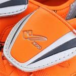 Soccer Unisex Shoes Nz   Black/Orange Athletic Shoes