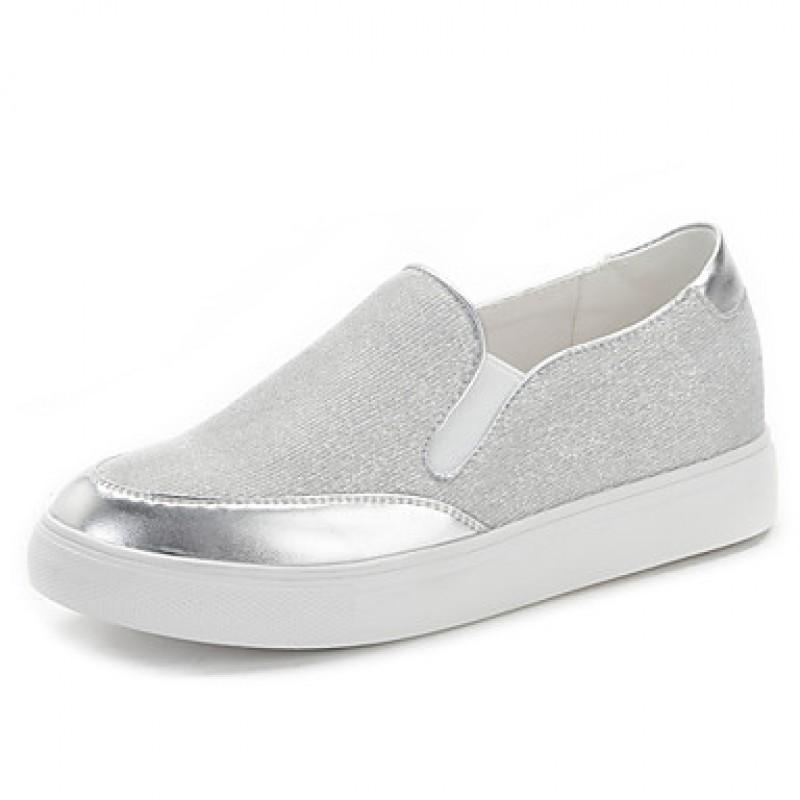 26fd8580d5a1 Breathable casual canvas shoes for woman Black white platform sneakers  women sneakers 2015 platform shoes Slip