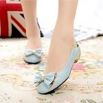 Amir 2015 Hot Sale Women's Shoes Nz Flat Heel Comfort/Round Toe Flats Office & Career/Casual Black/White/Blue/Pink Flats
