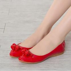 Women's Shoes Nz Synthetic Low Heel Heels/Basic Pump Pumps/Heels Office & Career/Dress/Casual Blue/Yellow/White/Orange Flats