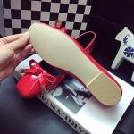 Women's Classic/Elegant Casual Shoes Nz Fur Lining Materials Flat Heel Closed Toe Flats Shoes Nz Black / Gray / Red Flats
