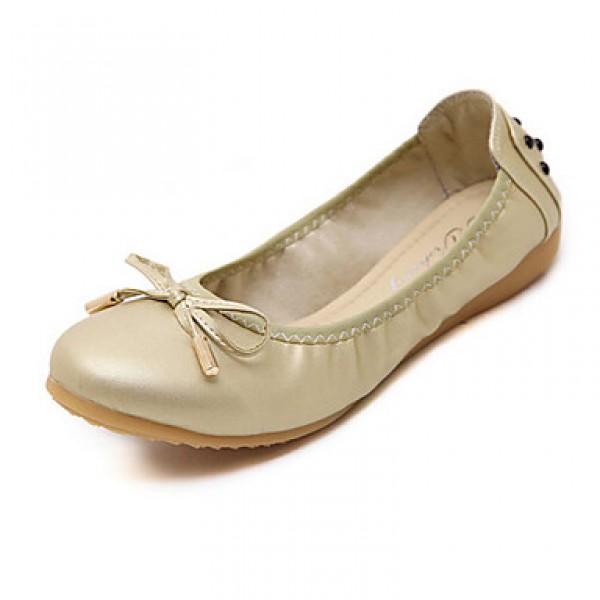 Women's Shoes Nz Flat Heel Comfort Flats Outdoor Black/Silver/Gold Flats