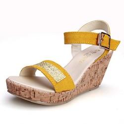 Women's Shoes Nz Rubber Flat Heel Platform Sandals Casual Black/White Women's Sandals