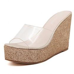 MeiRie'S Women's Shoes Nz Faux Leather/Leatherette Chunky Heel Heels/Open Toe Sandals Women's Sandals