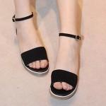 Women's Flat Heel Open Toe Sandals Shoes Nz(More Colors)  Women's Sandals