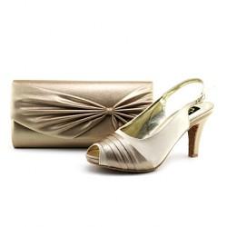 Paillette Women's Wedge Heel Wedges Sandals Shoes Nz(More Colors) Women's Sandals