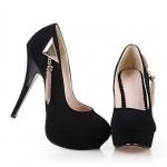 Women's Stiletto Heel Heels Pumps/Heels With Buckle  Shoes Nz (More colors) Heels