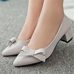 Women's Shoes Nz Stiletto Heel Heels / Closed Toe Heels Office & Career / Party & Evening / Dress Black / Gray Heels